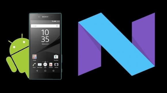Sony'den Android 7.1.1 atağı!