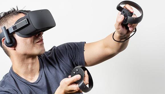 Oculus Touch parçalarına ayrılıyor!