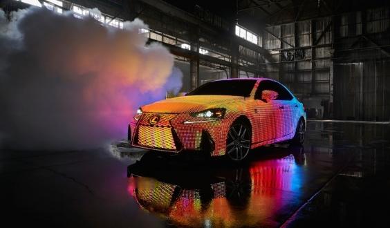 Lexus LIT IS şaşırtıcı tasarımıyla duyuruldu!