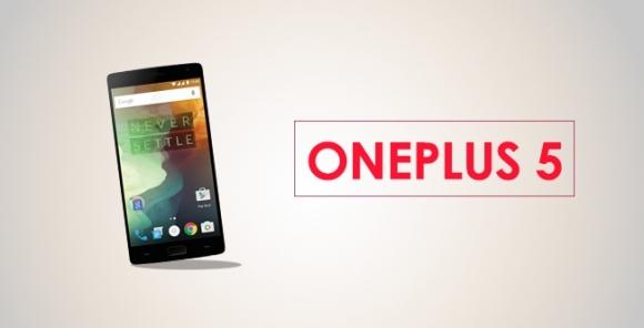 OnePlus 5 geliyor!