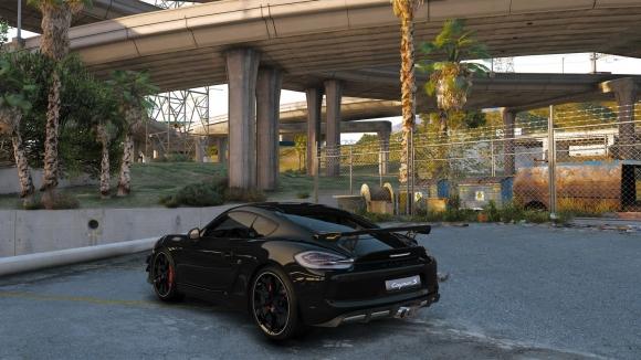 Yeni GTA V modu grafikleri coşturuyor!