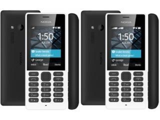 Nokia, ucuz ve dayanıklı 150 modellerini açıkladı.