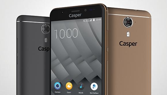 Casper'ın yeni akıllı telefonu: VIA M2!