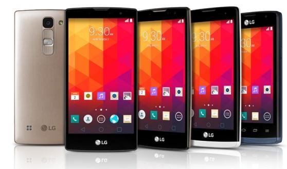 LG, 6 yeni telefon birden tanıtacak!