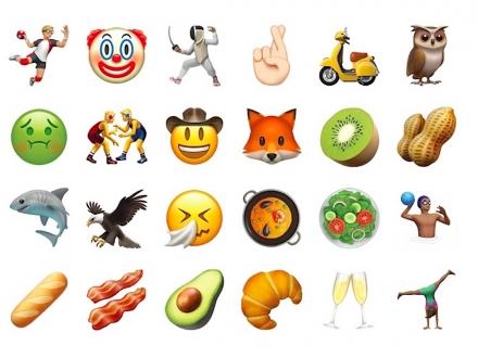 Apple 100 yeni emoji yayınladı