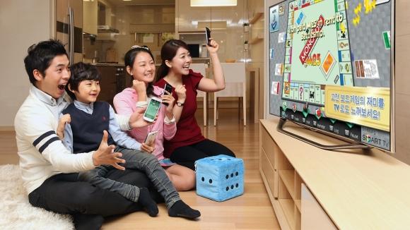 Samsung Tizen TV'de oyun deneyimi