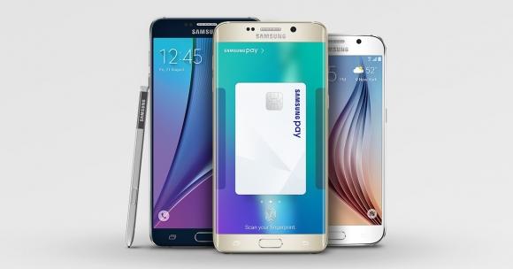 Samsung Pay, tüm Samsung'lara geliyor