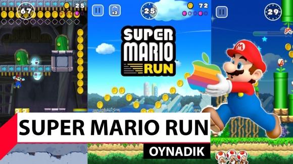 Super Mario Run oynadık! – Satın alınır mı?