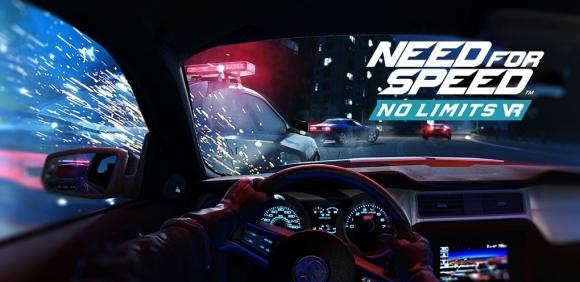 NFS No Limits VR çıktı!
