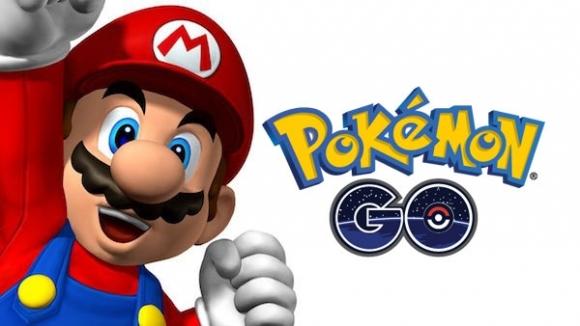 Super Mario, Pokemon'a fark attı!