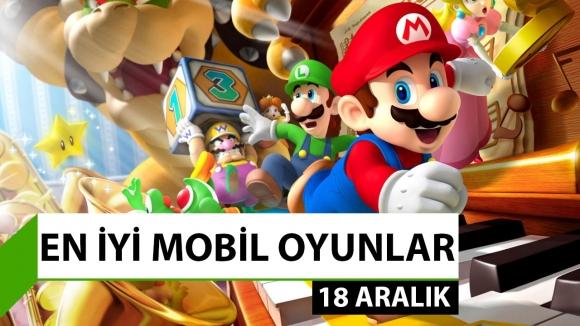 Haftanın mobil oyunları – 18 Aralık
