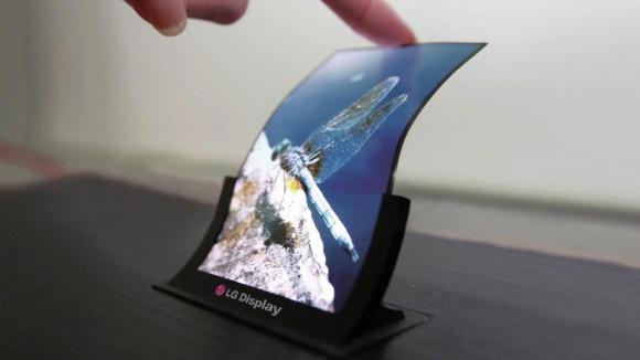 Devlerin katlanabilir OLED panellerini LG sağlayacak