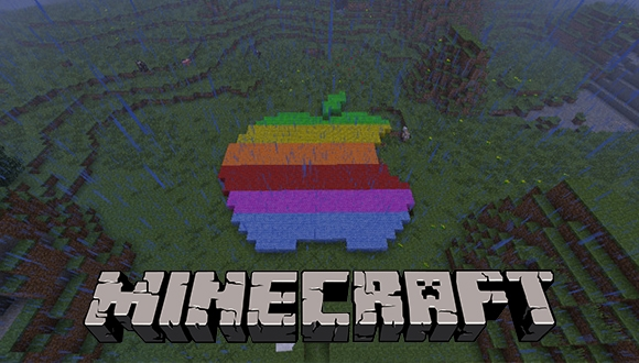 Minecraft, Apple TV kullanıcıları ile buluştu!