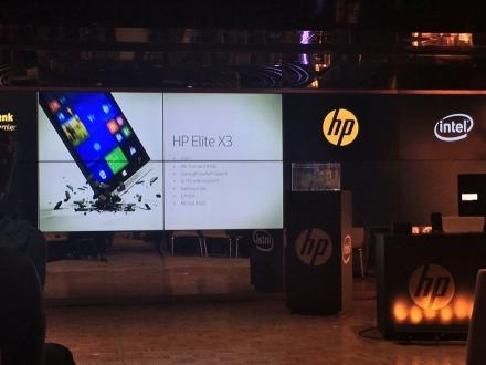 HP Elite X3 Türkiye lansmanı gerçekleşti