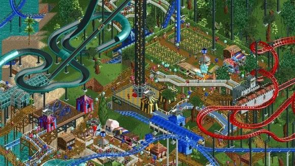 Efsane oyun RollerCoaster mobilde!