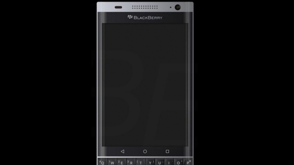 BlackBerry Mercury görselleri sızdı