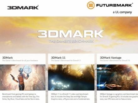 Futuremark yeni benchmark programları yapacak