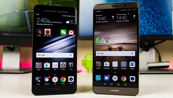 Huawei Mate 9 için yeni güncelleme!