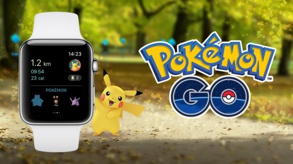 Apple Watch için Pokemon GO çıktı!