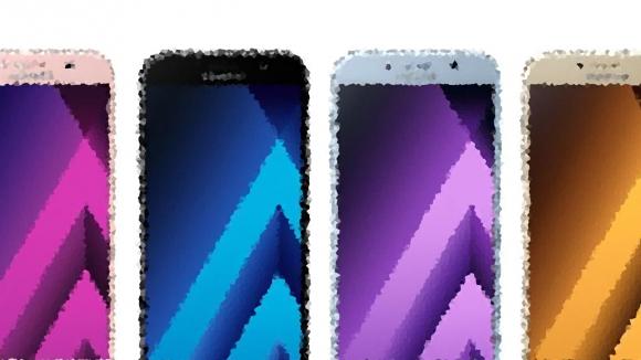 Samsung Galaxy A5 (2017) ortaya çıktı!