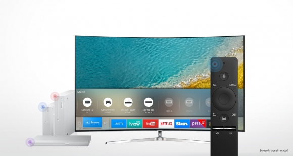 Samsung tek kumanda özelliği nedir?