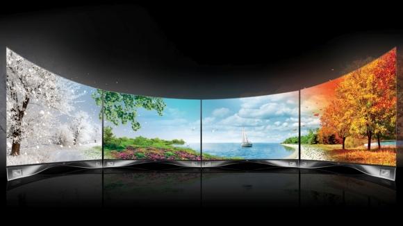 OLED TV'ler pazarı ele geçirecek!
