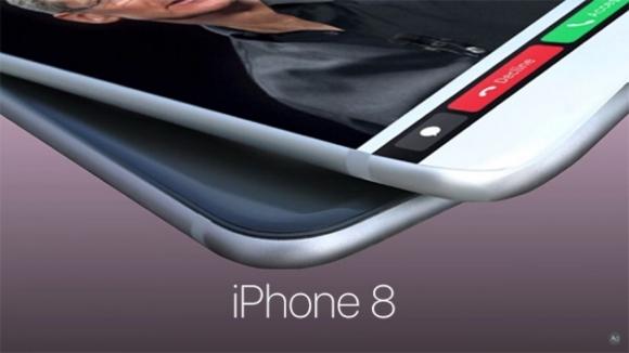 Touch Bar'lı iPhone 8 konsepti yayınlandı