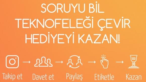 ShiftDelete.Net Teknofelek Yılbaşı Yarışması
