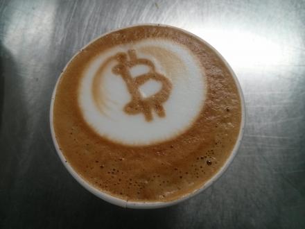 Starbucks'ta Bitcoin ile ödeme dönemi
