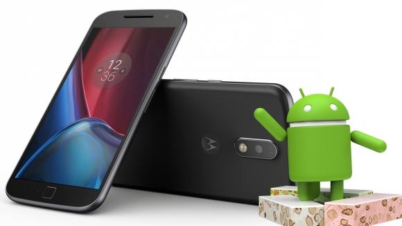 Moto G4 Plus için Android 7.0 çıktı!