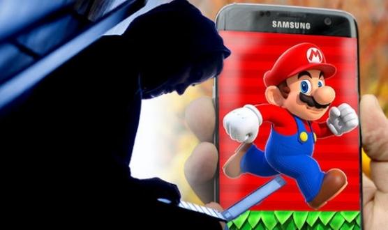 Super Mario Run Android markete geldi!