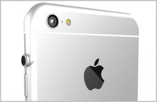 Apple'dan iPhone için Digital Crown patenti