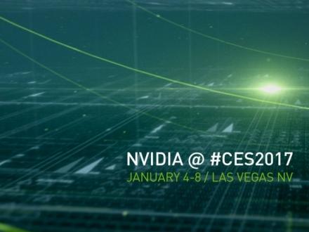 Nvidia, CES 2017'de sürpriz yapabilir