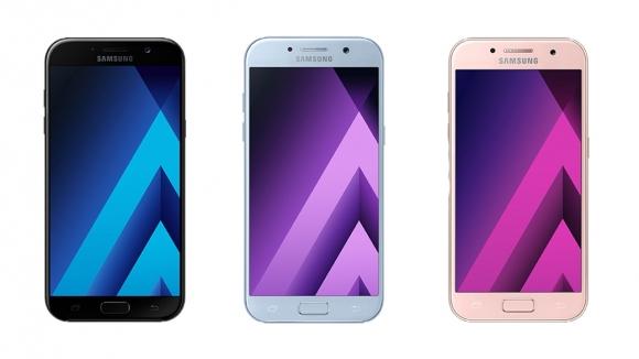 Samsung Galaxy A3 2017 özellikleri!