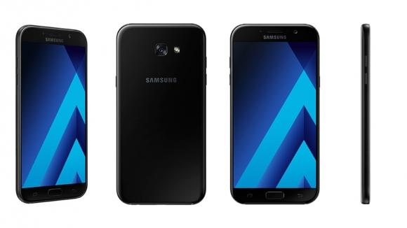 Samsung Galaxy A7 2017 özellikleri!