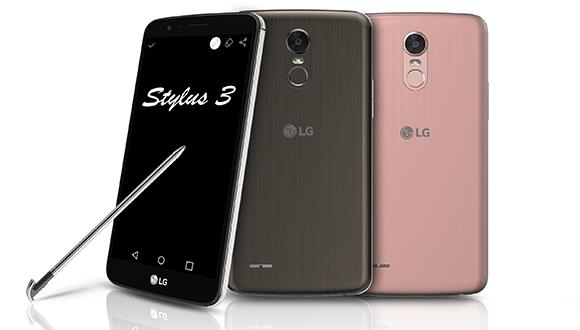 LG Stylus 3 duyuruldu!