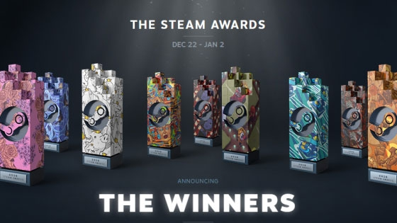 Steam Ödülleri sahiplerini buldu!