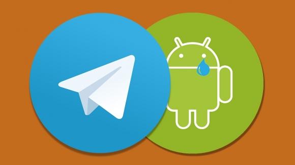 Telegram, Android kullanıcılarını üzdü!