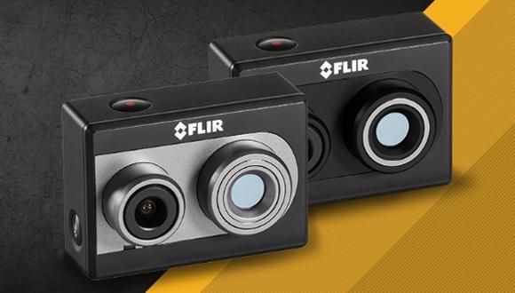 Dünyanın ilk termal aksiyon kamerası!