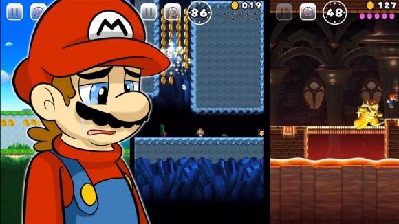 Super Mario Run fena çakıldı!