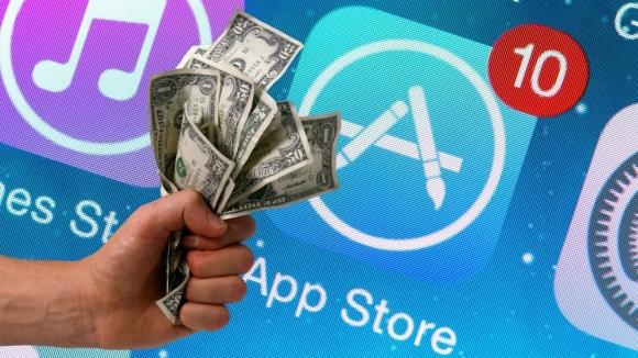 App Store, 1 Ocak'ta rekor kırdı!