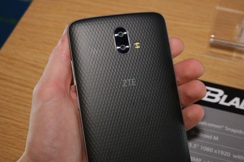 ZTE Blade V8 Pro tanıtıldı