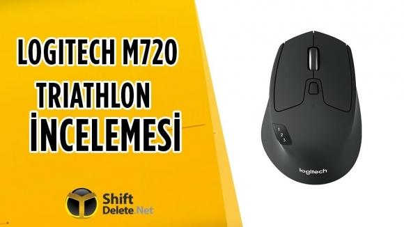 Logitech M720 Triathlon inceleme