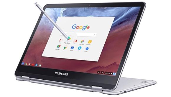 Samsung'tan iki yeni Chromebook modeli!