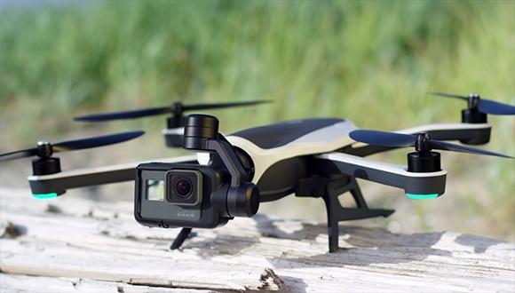 GoPro, drone üretmeye devam edecek mi?