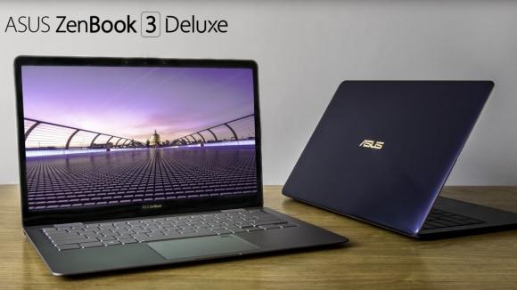 İşte Asus ZenBook 3 Deluxe!