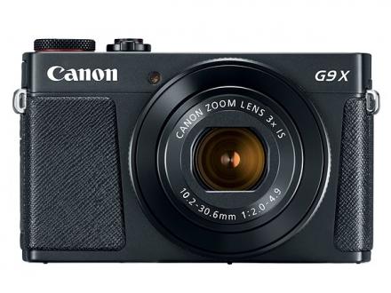 Canon PowerShot G9 X Mark II tanıtıldı