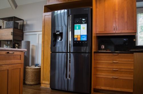 Buzdolapları sesli komutla ödeme yapacak