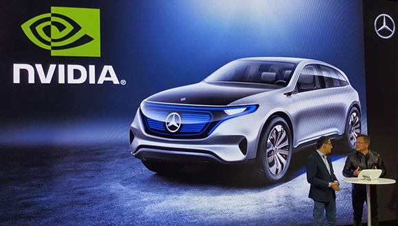 Mercedes ve Nvidia'dan yapay zeka ortaklığı!
