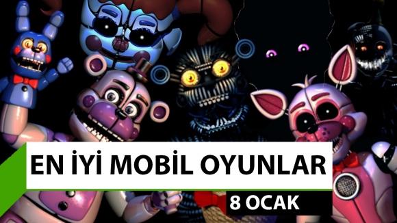 Haftanın mobil oyunları – 8 Ocak